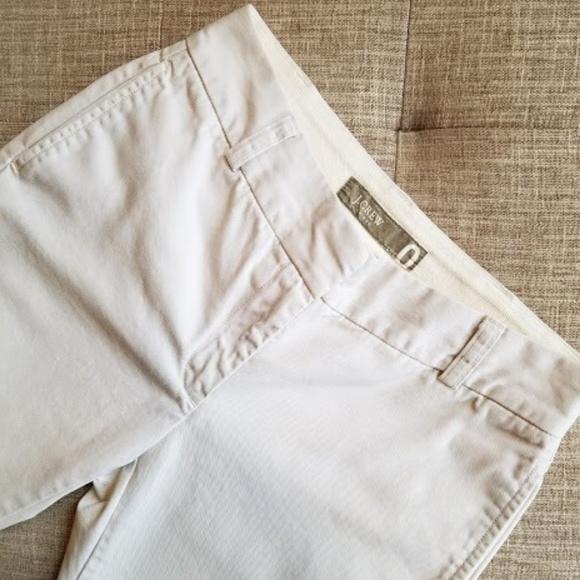 J. Crew Pants - J. Crew Wide leg chino (Size PO)